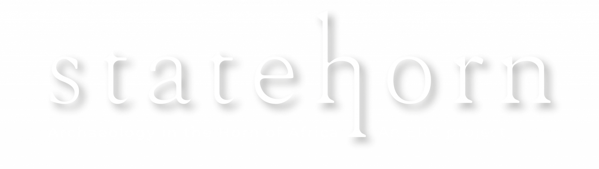 STATEHORN Archaeology erc project